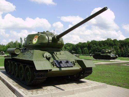 I mezzi militari simboli della Vittoria nella Seconda guerra mondiale