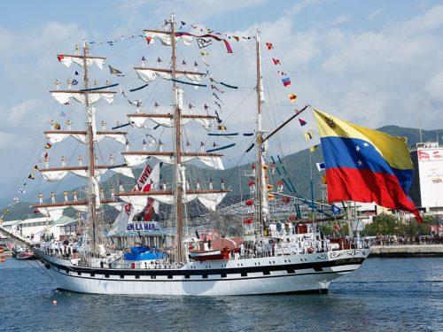 Le operazioni della Marina Bolivariana Venezuelana