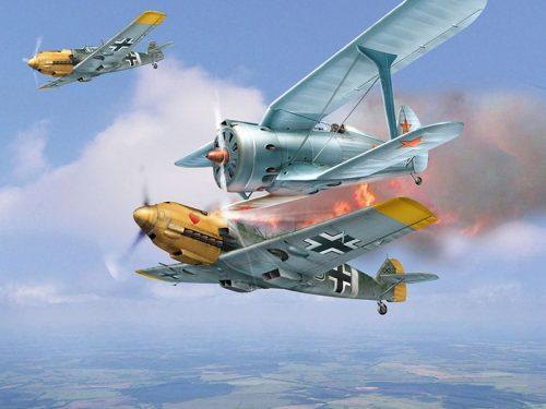 Polikarpov e MiG
