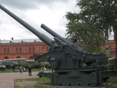 Sistema d'artiglieria Br-17 da 210mm