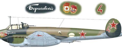Petljakov Pe-2R Peshka