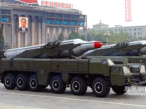Revisione sui successi del programma missilistico nordcoreano