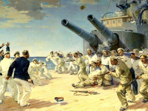 Battaglie navali della Rivoluzione del 1905