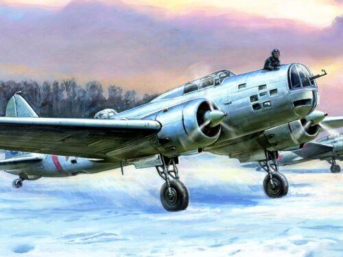 """""""Macchina ad alta velocità e manovrabile"""": ciò che rese unico il bombardiere DB-3 sovietico"""