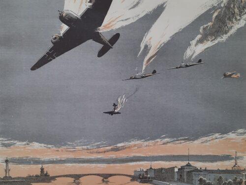 Le altre forze aeree che l'URSS sconfisse nella seconda guerra mondiale