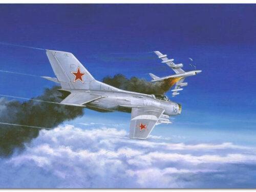 """L'""""effetto Poljakov"""", ovvero come fu abbattuto un aero-spia RB-47 nordamericano"""