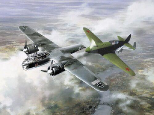 Il primo ariete nella troposfera: un MiG-3 non si lasciò scappare un Do-17 tedesco