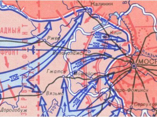 La Battaglia di Mosca